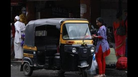 The revised fares for three-seater autorickshaws will come into effect from November 8 onwards in Baramati as well besides Pune and Pimpri-Chinchwad, according to RTA. (HT PHOTO)
