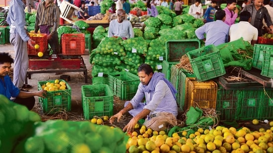 It is to be noted here that retail inflation had also dropped sharply to 4.59 per cent in December, mainly due to declining food prices.(MINT_PRINT)