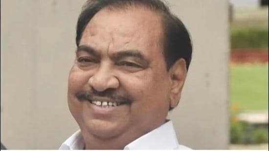 The ED has in its charge sheet named Eknath Khadse, Mandakini and son-in-law Girish Chaudhari and two others as accused in a money-laundering case.