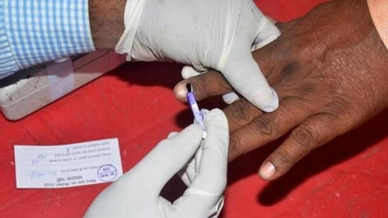 The polling will be held on October 3 and counting of votes will take place on November 2.(Representative Photo/PTI)
