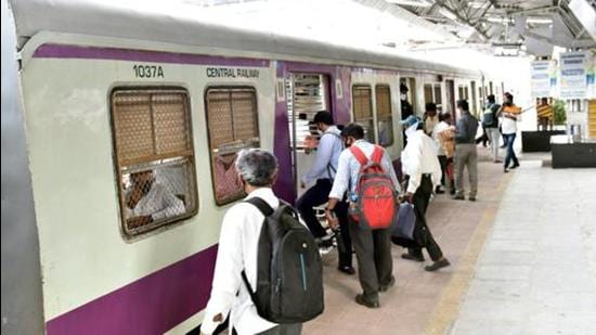 The Sinhagad Express train will resume operations from Monday, October 17 on the Mumbai-Pune route. (REPRESENTATIVE PHOTO)