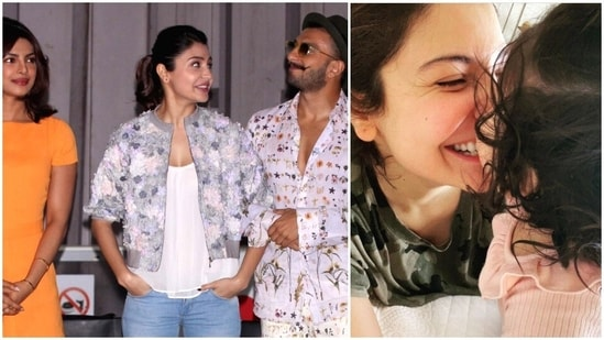 Anushka Sharma's friends are in love with her new post.