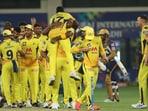 At last Chennai Super Kings beat Kolkata by 27 runs to lift their 4th IPL title(BCCI/IPL)
