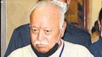 RSS chief Mohan Bhagwat. (ANI file photo)