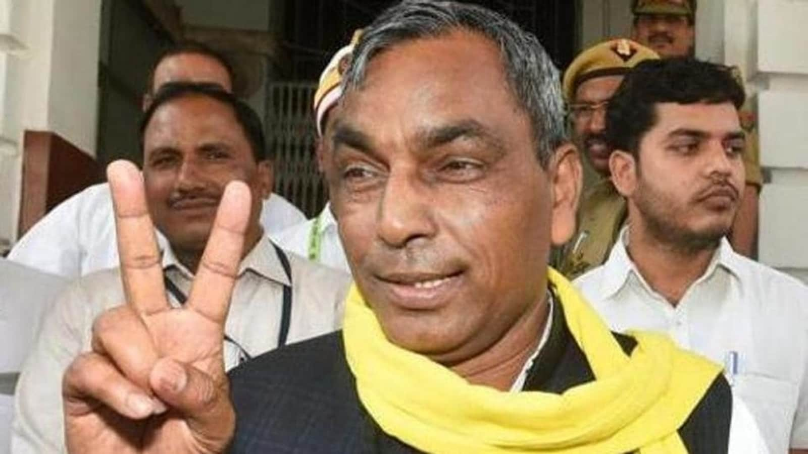 UP assembly polls: SBSP chief Rajbhar hints at alliance with BJP