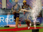 'It was his first final, it was a big chase and he batted beautifully': Ex-Pak captain Salman Butt names KKR's 'find of the season' during IPL 2021(BCCI/IPL)