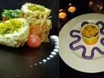 World Food Day 2021 recipes: Motiyon wale gulgule, baked apples with singhada(Chef Prashant Tikadia/Chef Rakesh Bhatt)