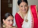 Bipasha Basu's birthday wish for mom Mamta Basu is all about love(Instagram/@bipashabasu)