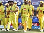 MS Dhoni led Chennai Super Kings to their 4th IPL title.(CSK/Twitter)