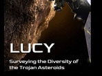 Lucy will be the first space mission to study the Jupiter trojans.(Photo via lucy.swri.edu)