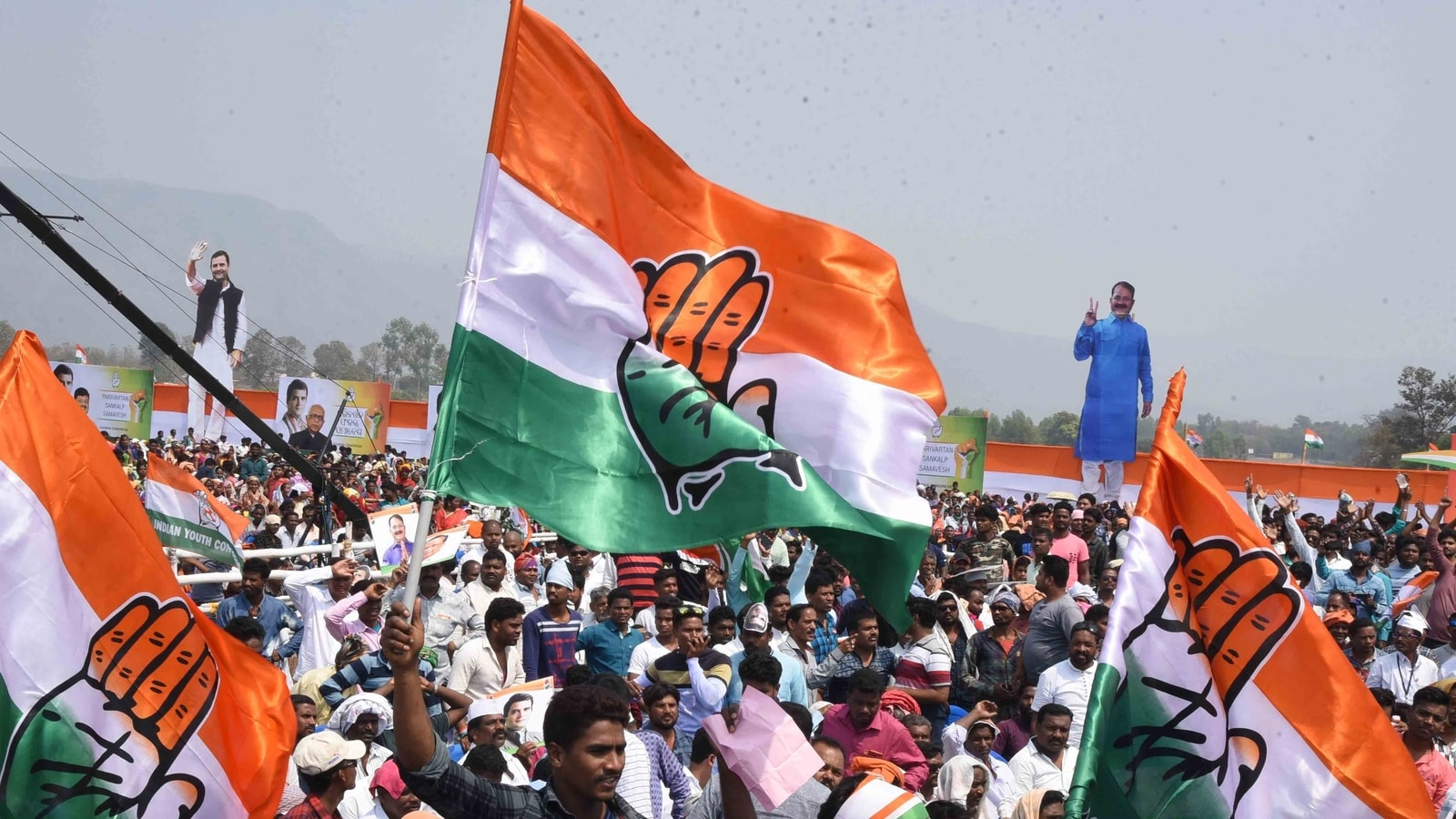 UP assembly polls: Cong appoints additional office-bearers to state unit