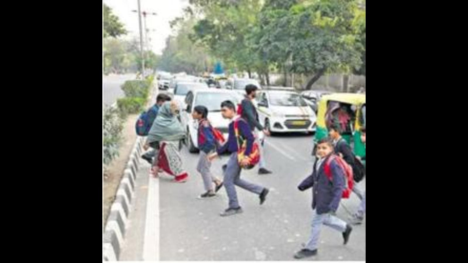 Mumbai exceeds national average in crashes involving kids during school commute