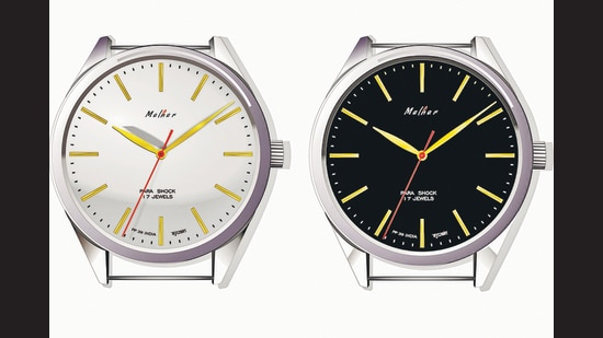 The Malhar model will be available in two variants: a matte black dial, for the monsoon clouds, and a silver dial to represent lightning.