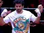 Indian professional boxer Neeraj Goyat( Neeraj Goyat / Twitter)