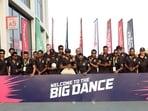 Papua Guinea cricket team.(Cricket PNG twitter)