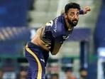 Varun Chakravarthy of Kolkata Knight Riders(IPL)