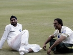 'With Mr. I know it all. When you have 400 plus test wickets, you know more': Harbhajan Singh, Shoaib Akhtar indulge in funny banter(TWITTER)