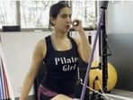'Pilates girl' Sara's workout video is all the fitness inspo we need for today(Instagram/@namratapurohit)