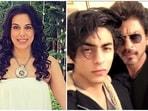 Pooja Bedi posted a series of tweets defending Shah Rukh Khan's son Aryan Khan.