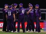 T20 World Cup: Scotland stun Bangladesh by 6 runs in first round(TWITTER)
