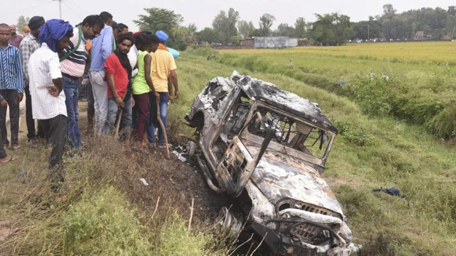 Lakhimpur Kheri: Investigators reviewing 147 videos for clues