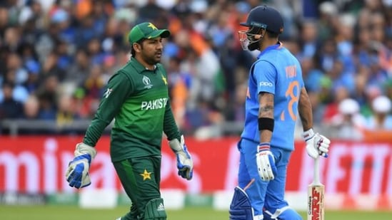 'Don't think Pakistan will pose much of a challenge': Ajit Agarkar says India has upper hand but shouldn't take 'neighbours lightly' in T20 World Cup(GETTY/IMAGES)