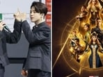 BTS' Jimin and V's track Friends will be a part of Marvel's Eternals.