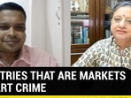 Countries that are markets for art crime
