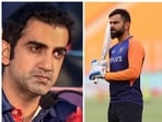 'I am sure it's not only about Virat Kohli': Gautam Gambhir gives multiple reasons as to why India must strive to win the T20 World Cup(HT COLLAGE)