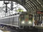 Delhi Metro Rail Corporation (DMRC) will introduce the system soon.(PTI File Photo)
