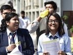 CBSE board exam 2022 datesheet today: 10 points for students(Virendra Singh Gosain/HT PHOTO)