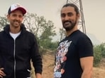 Hrithik Roshan and Kunal Kapoor's friendship goes back several years.