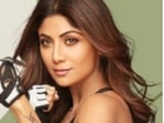 With Tribal squats and an undercut, Shilpa Shetty is out of her 'comfort zone'(Instagram/@theshilpashetty)