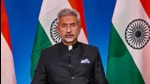 """The meeting, described in some quarters as a """"new Quad"""", will be joined by external affairs minister S Jaishankar. (PTI)"""