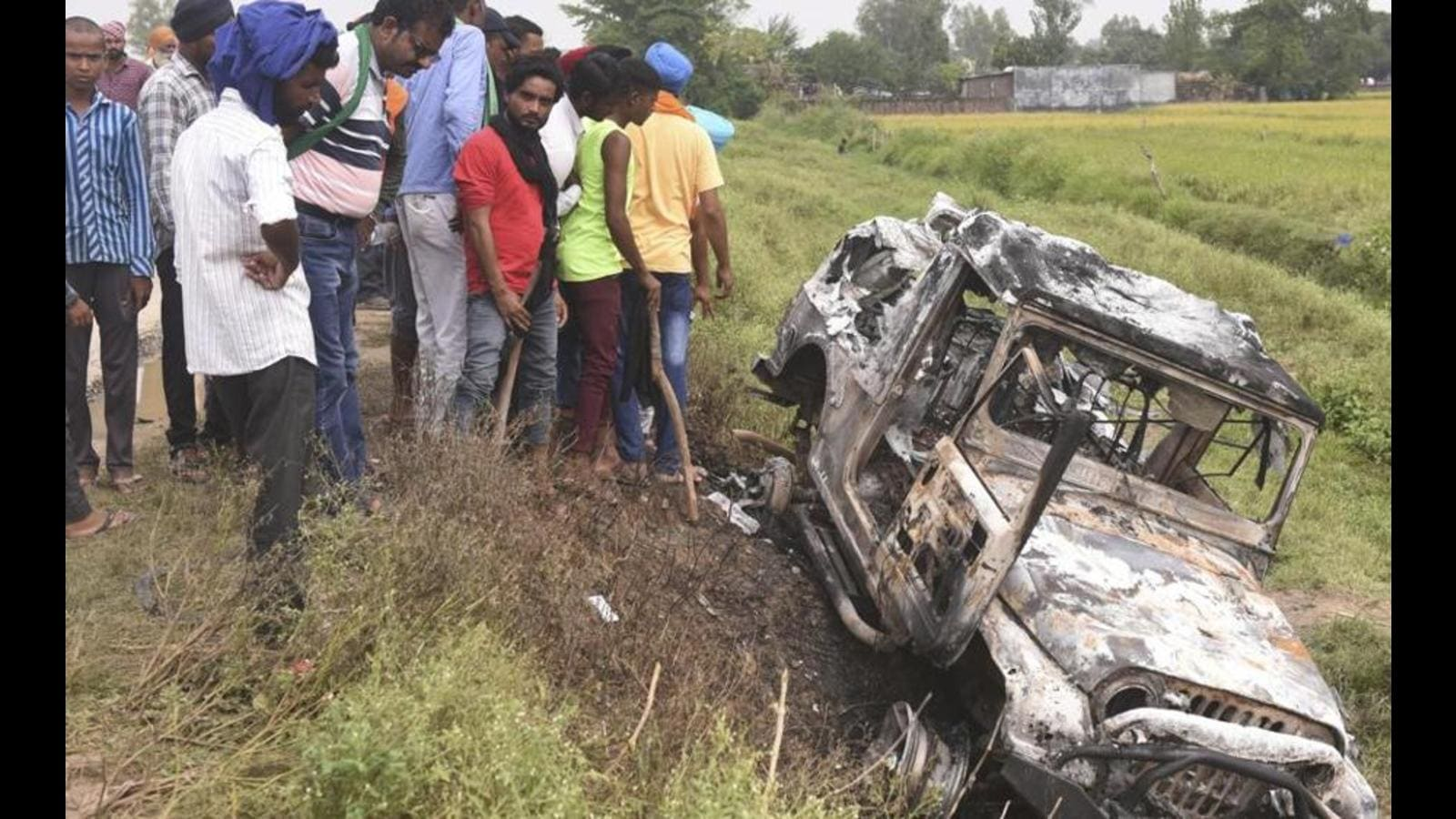 Lakhimpur violence: 4 more arrested, farmers called for questioning