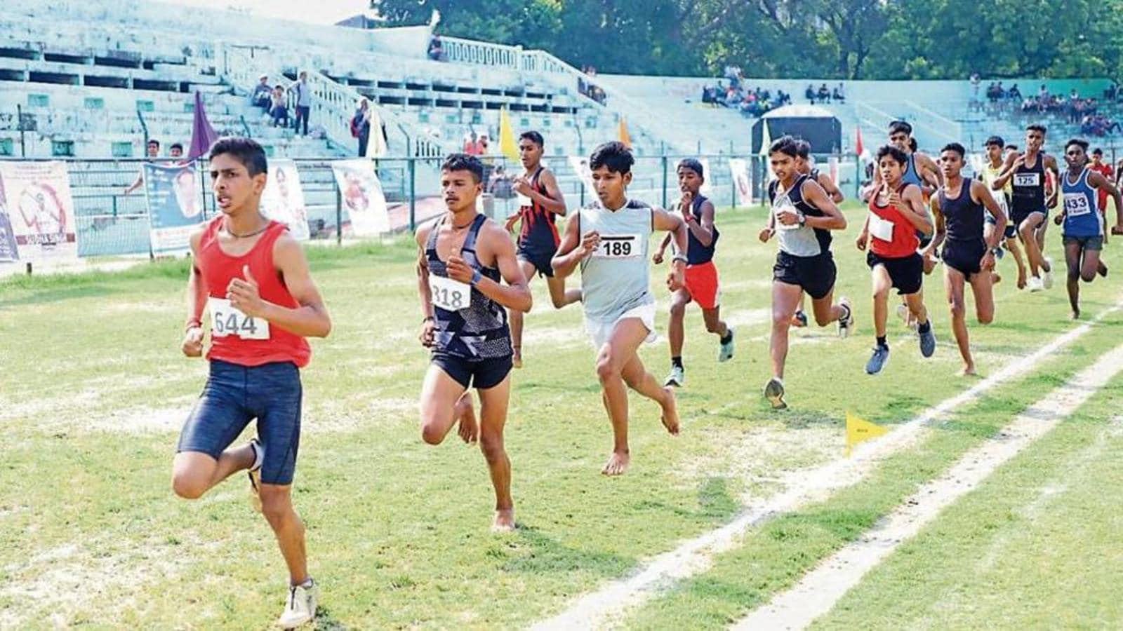 Sports hub Meerut needs world-class athletics track