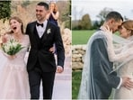 Bill Gates and Melinda French Gates' daughter Jennifer Katherine Gates married her longtime boyfriend, Nayel Nassar. The two exchanged their vows at the Gates family farm in Westchester, New York, this weekend. The couple's photos have been doing the rounds on social media, and their wedding looks straight out of a fairytale.(Instagram)