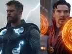 Chris Hemsworth's Thor: Love and Thunder, and Benedict Cumberbatch's Doctor Strange in the Multiverse of Madness are among the Marvel movies that have been delayed.