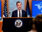 US state department spokesman Ned Price in Washington, DC, on August 18, 2021.(File Photo / REUTERS)