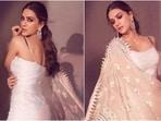 Kriti Sanon's <span class='webrupee'>₹</span>1 lakh ivory sharara will ramp up your Karva Chauth wardrobe: Yay or Nay?(Instagram/@sukritigrover)