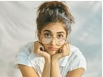 Pooja Hedge, in classic white shirt and denims, is cuteness overloaded(Instagram/@hedgepooja)