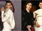 Zendaya is a literal queen in futuristic white gown for Dune premiere, Tom Holland hypes her up(Reuters)