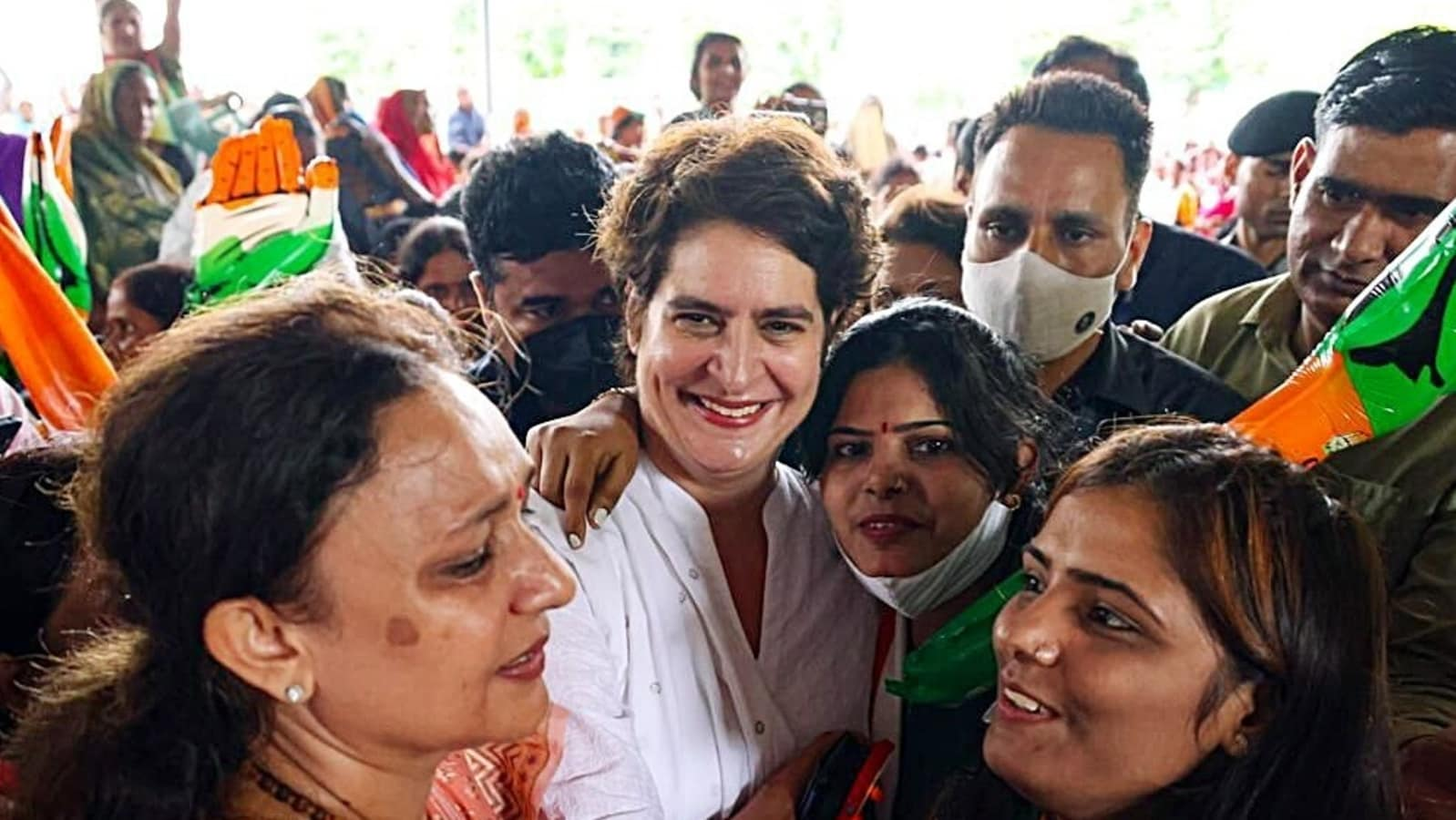 'One day or the other': Priyanka parries question on electoral debut