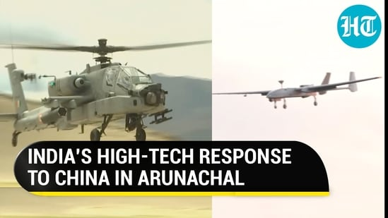 Indian Army is monitoring Chinese activity along LAC using high-tech platforms (ANI File)