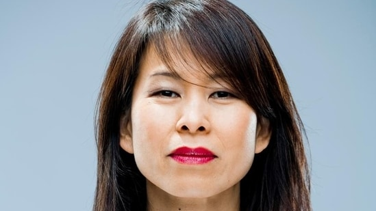 Shortlisted for the Alternative Nobel Prize in 2018, Kim Thuy's books have been translated in 29 languages(Jean-François Briere)
