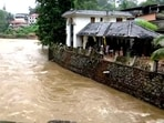 The IMD said Kerala is likely to receive fairly widespread rainfall with isolated heavy downpour till October 25 (ANI Photo)