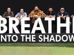 Abhishek Bachchan with Breathe Into The Shadows team.