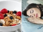 Tried every trick in the book but keep gaining back all the weight you have lost? There are certain factors that we may ignore while setting long-term weight loss goals while they make all the difference. Skipping breakfast to avoid adding to calories or not ensuring enough sleep are mistakes we should avoid. Here are tips by nutritionist Anupama Menon to lose weight without gaining it back.(Unsplash)