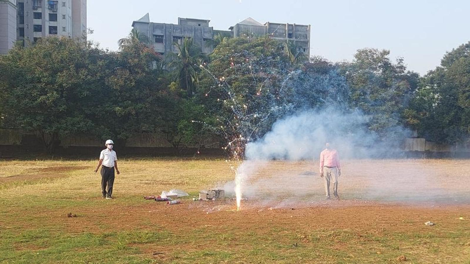 2 of 30 firecrackers found violating noise limit: MPCB test for Diwali in Mumbai