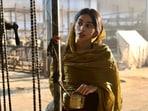 Banita Sandhu played a mute girl in Sardar Udham.